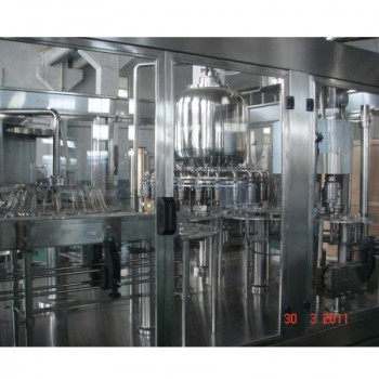 Hot Selling in Alibaba Automatic Fruit Juice and Tea Hot Filling Line For Pet Bottles for sale