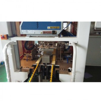 Cost-effective Wrap Around Case Packer For Glass Bottling Beer Carton Packaging for sale