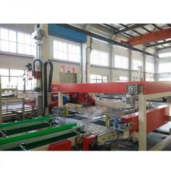 Automatic  Mechanical Palletizing Machine For Paper Carton and Shrink Pack for sale