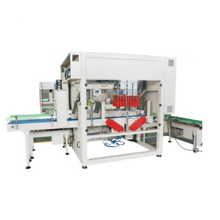 Automatic Top-loading Case Packer for Bottling Oil and Beer