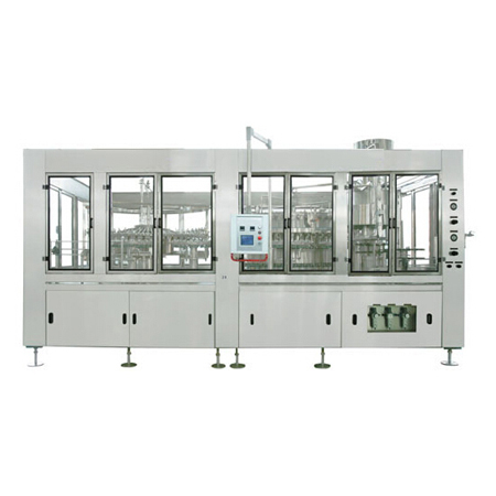Hot Selling in Alibaba Automatic Fruit Juice and Tea Hot Filling Line For Pet Bottles