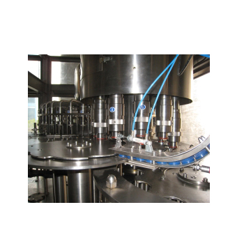 Automatic Bottling Fruit Juice Hot Filling Machine for Pet Bottles in Dubai
